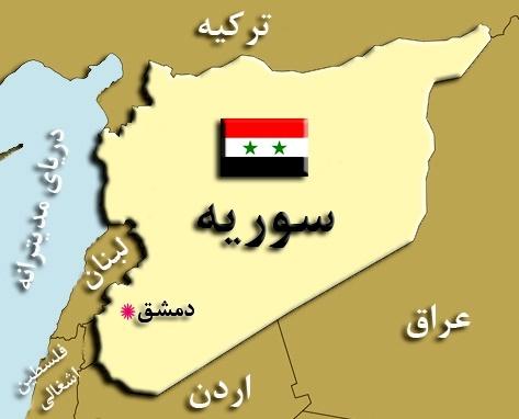 کنترل ارتش سوریه بر بخشهای وسیعی از مرز با اردن