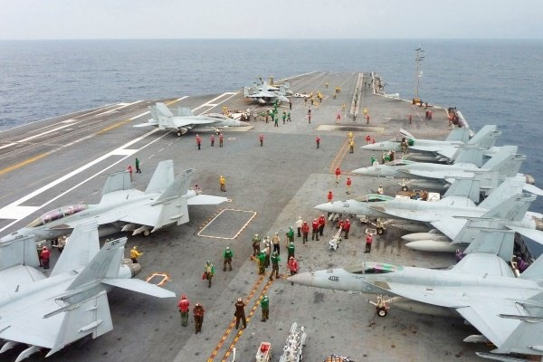 فرمانده نیروی هوایی چین: توکیو صاحب دریای ژاپن نیست
