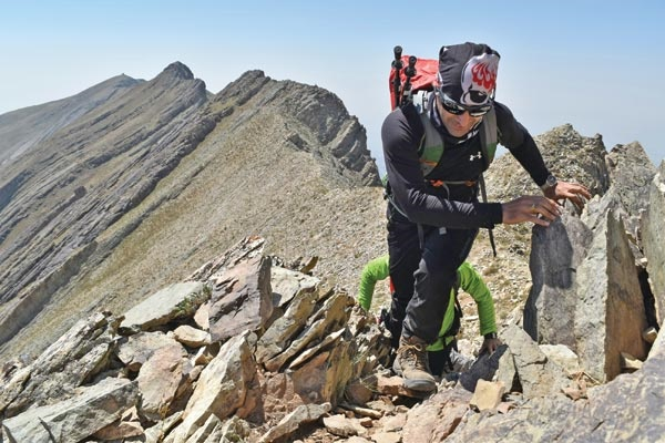 با کوهستان به جنگ سرطان رفتم