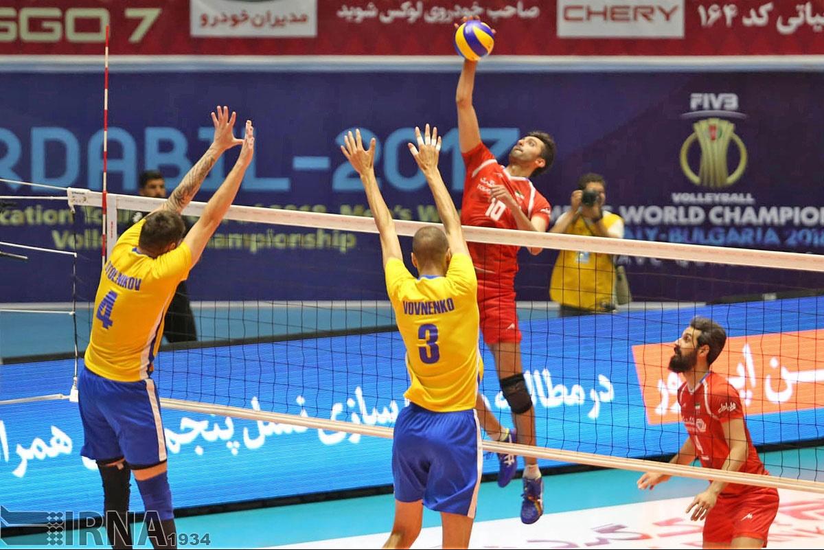 ایران به مسابقات جهانی صعود کرد