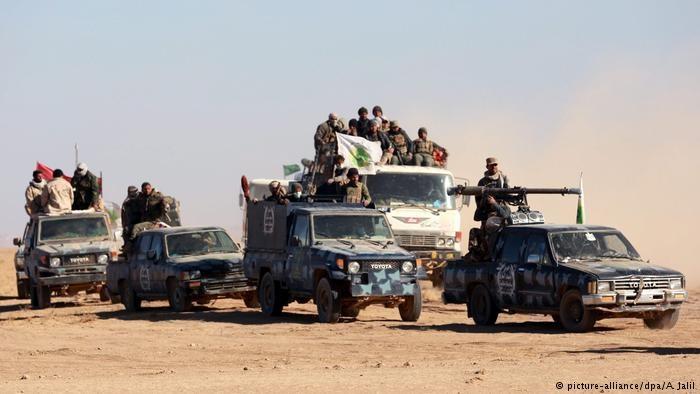 عملیات بازپسگیری تلعفر از دست داعش آغاز شد