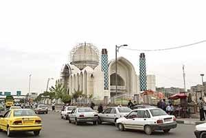 بهره برداری از مسجد ۷۲ تن میدان آزادی در هفته جهانی مساجد