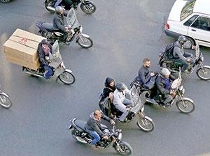 ساماندهی موتورهای تهران در انتظار مصوبه شورای پنجم شهر