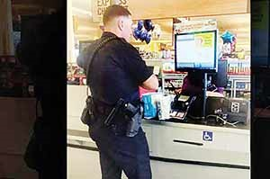 پیشگیری متفاوت پلیس از دزدی