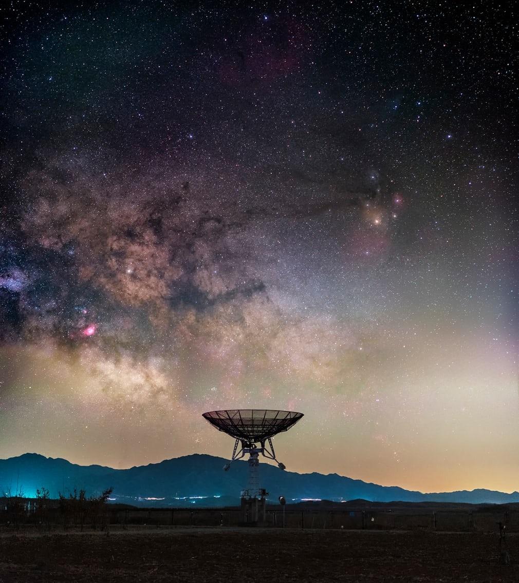 برترین عکسهای نجومی سال ۲۰۱۷ را ببینید
