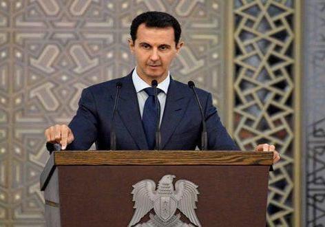 بشار اسد: بهای مقاومت بسیار کمتر از سازش است