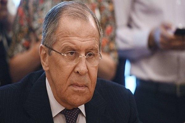 واکنش لاوروف به تعلیق صدور ویزای آمریکا برای روسها