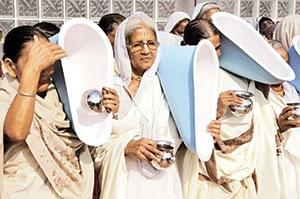راهپیمایی توالتی در هند