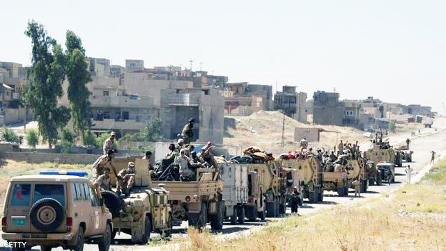 سومین روز عملیات تلعفر | نیروهای عراقی وارد شهر شدند