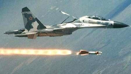بمباران بیش از ۱۰۰۰ مرکز داعش توسط روسیه   ۸۰۰ تروریست کشته شدند