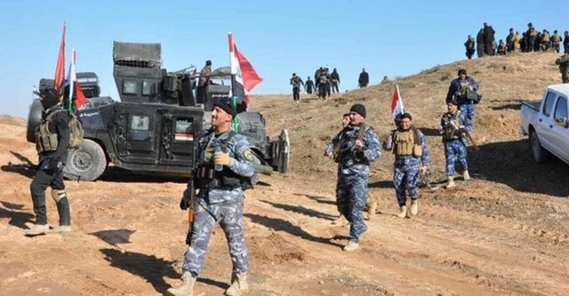 ادامه پیشرویهای نیروهای عراقی در تلعفر | سومین محله نیز آزاد شد