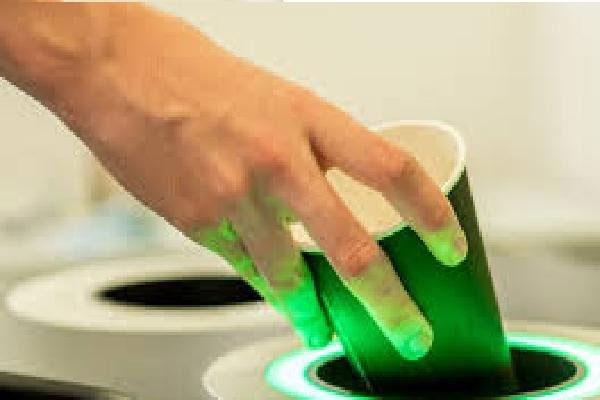 سطل آشغال هوشمند زبالههای قابل بازیافت را تشخیص میدهد
