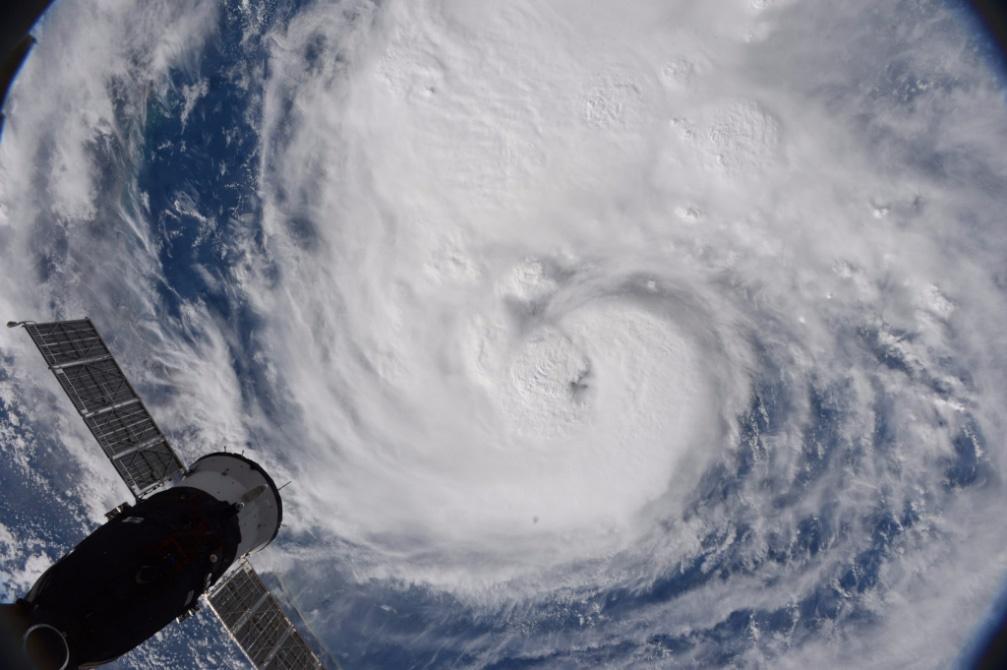 توفان هاروی