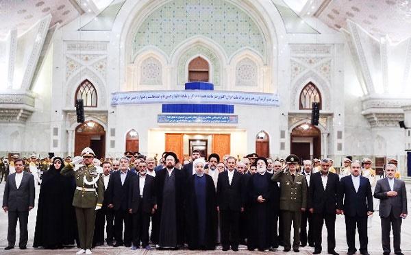 حسن خمینی: مطمئنم دولت به عهدی که با مردم بسته پایبند است