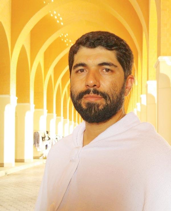 شهید منا-محمدرضا جلالی
