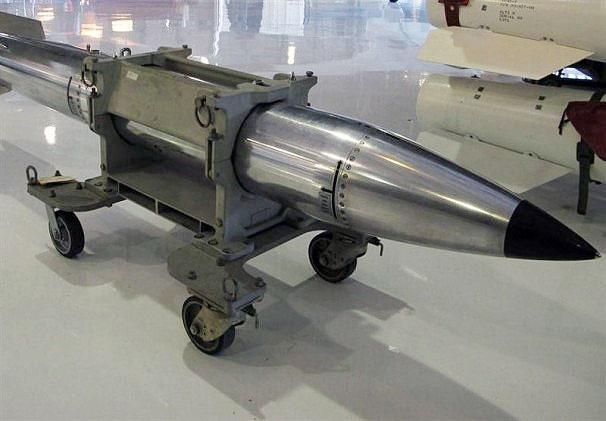 آمریکا دو بمب هستهای در نوادا آزمایش کرد