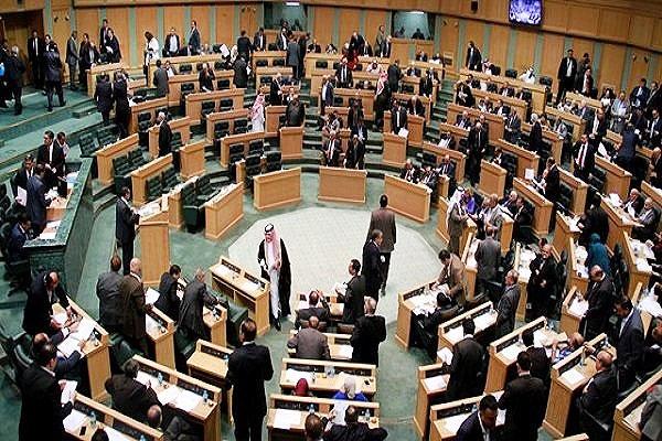 ۸۲ نماینده پارلمان اردن خواهان اخراج سفیر رژیم صهیونیستی شدند