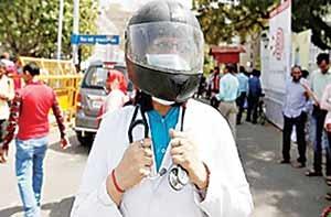 مبارزه پزشکان مقابلخانوادههای داغدار
