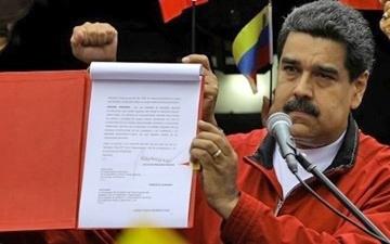 آغاز به کار مجلس موسسان جنجالی ونزوئلا