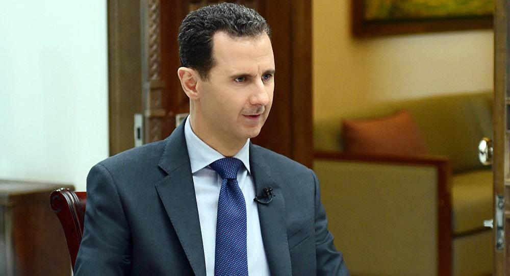 اسپوتنیک: امارات هم به ریاست جمهوری بشار اسد تن داد