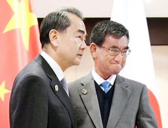 چین از سیاست ژاپن در دریای جنوبی انتقاد کرد