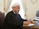 رییس جمهور ۱۶ وزیر کابینه دولت دوازدهم را منصوب کرد