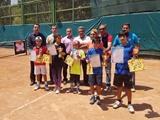 سلطانی و سبکروح صاحب عناوین قهرمانی تنیس زیر ۱۰ سال کشور شدند