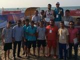 المپیاد ورزشهای ساحلی | بابلسر؛ تنیسورهای گلستان بر سکوی نخست ایستادند