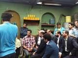 پاهای بیقرار در شبکه تهران