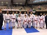 ۱۵ مدال تیمی و انفرادی سبک شوتوکان wskf در مسابقات جهانی توکیو