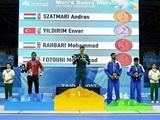 یونیورسیاد ورزشی دانشجویان جهان؛ دو شمشیرباز ایران به مدال برنز رسیدند