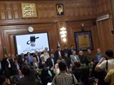 حلالیت قالیباف و چمران از مردم تا سلفی جدیدی با خبرنگاران