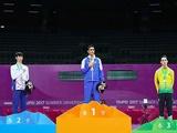 هادیپور در رقابتهای تکواندو قهرمان شد