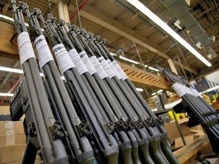 صعود تاریخی سهام شرکتهای اسلحهسازی