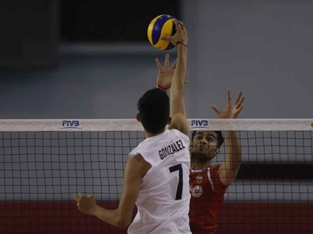 والیبال زیر ۱۹ سال جهان؛ مکزیک دومین قربانی تیم ملی ایران