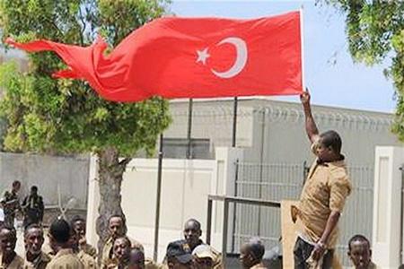 افتتاح بزرگترین پایگاه نظامی خارجی ترکیه در سومالی