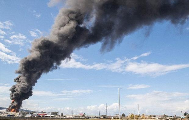 پیشگیری از سوزاندن نفت خام در گودالهای سوخت از ابتدای مهرماه