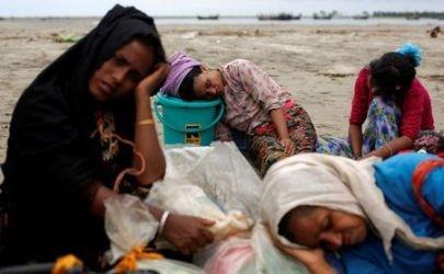 سازمان ملل: ۳۷۰ هزار روهینگیایی از میانمار به بنگلادش گریختهاند