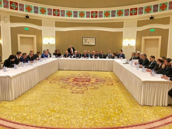 ایران، روسیه و ترکیه برای منطقه امن ادلب سوریه توافق کردند