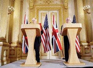 تیلرسون برای همراه کردن اروپاییها با سیاست فشار منطقهای به ایران، راهی انگلیس شد.