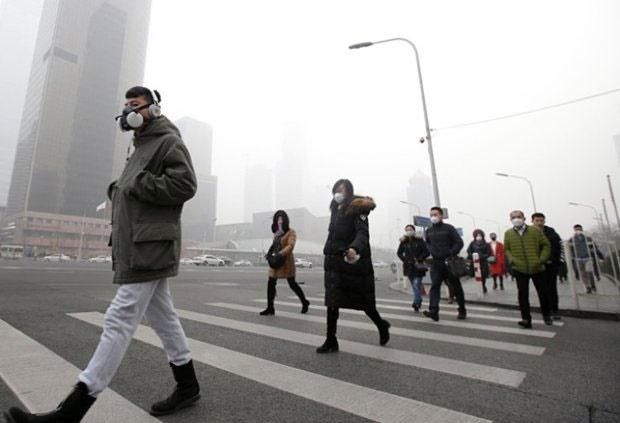 آلودگی هوا باعث مرگ ۶۰ هزار نفر تا سال ۲۰۳۰ میشود