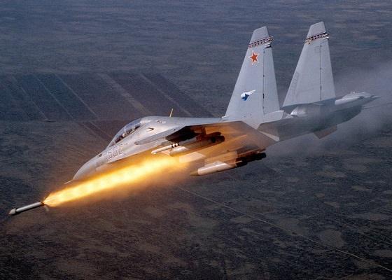 روسیه مراکز خودروهای انتحاری را در سوریه بمباران کرد
