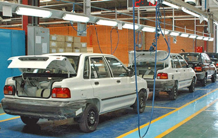 تولید پراید دوگانهسوز متوقف شد