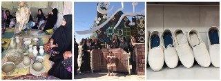 ثبت جهانی دو شهر و یک روستای ایران