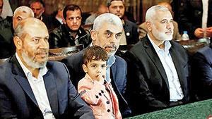 توافق حماس با فتح برای برگزاری انتخابات