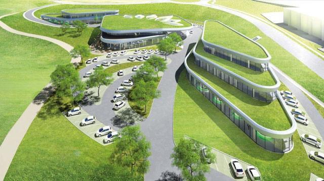 بزرگترین ایستگاه شارژ خودرو در آلمان بنا میشود