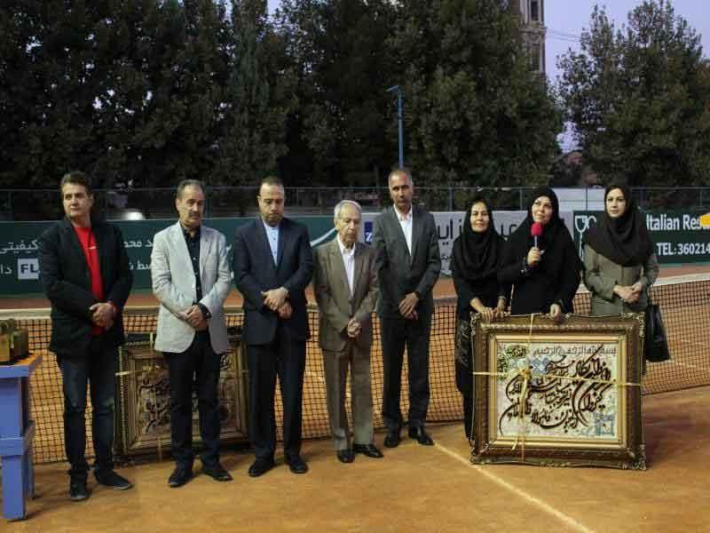 تور تنیس زیر ۱۴ سال آسیا؛ ونداد غیبی جام قهرمانی را به خانه برد