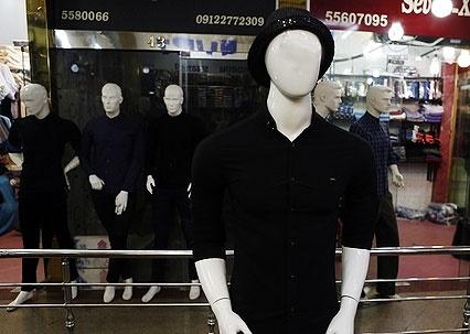 رقابت پیراهنهای مشکی ایرانی، ترک و چینی در آستانه ماه محرم