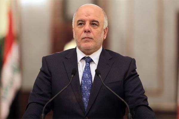 العبادی دستور توقف برگزاری همه پرسی اقلیم کردستان عراق را صادر کرد