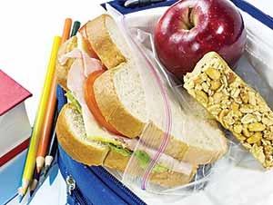صبحانه مدرسه